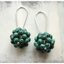 Malachite Spheres