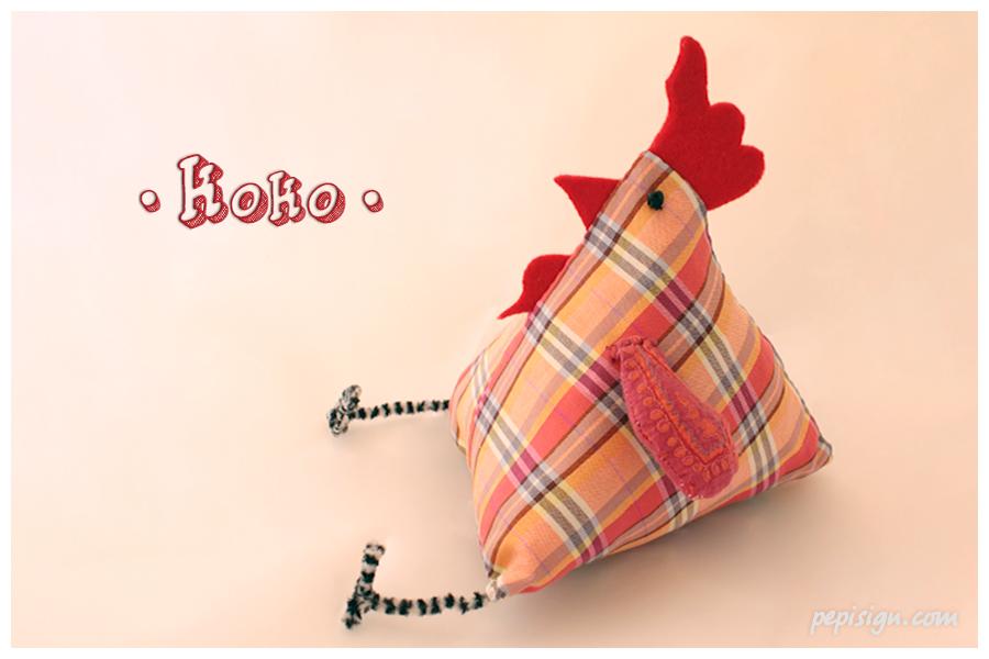 Пиле Коко