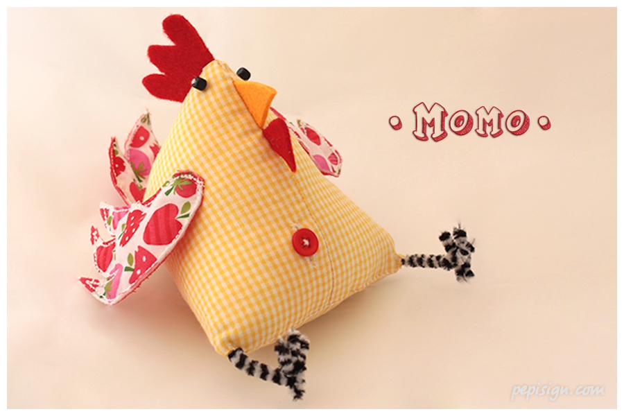 Пиле Момо