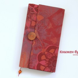 Книгодрешка <br/> • Пурпурни цветя •